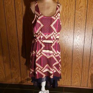 Exhilaration maxi dress